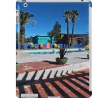 Time to Head to the Pool iPad Case/Skin