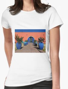 The Walkway Womens Fitted T-Shirt