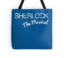 Sherlock - The Musical Tote Bag