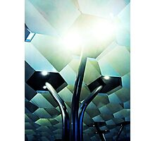 Fed Square Abstract 2 Photographic Print
