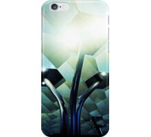 Fed Square Abstract 2 iPhone Case/Skin
