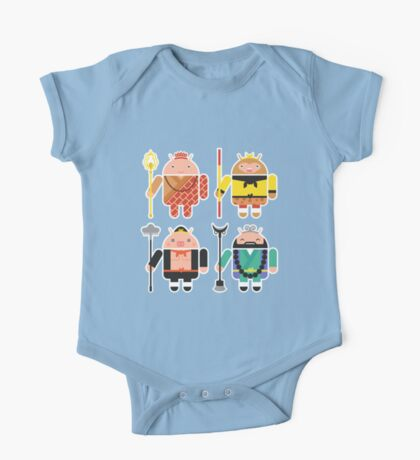 Droid Journey to the West One Piece - Short Sleeve