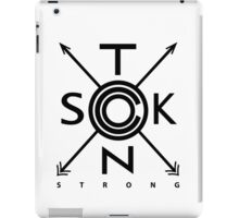Stocktonstrong II iPad Case/Skin