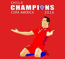 CHILE, CHAMPIONS COPA AMERICA 2016 Unisex T-Shirt