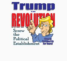 Trump is the REVOLUTION Unisex T-Shirt