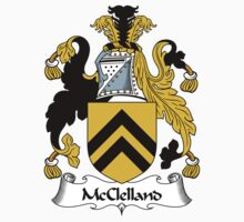 McClelland Coat of Arms / McClelland Family Crest by ScotlandForever