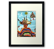 Latin Music Framed Print