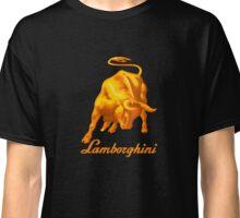 BULL AND LAMBORGHINI Classic T-Shirt