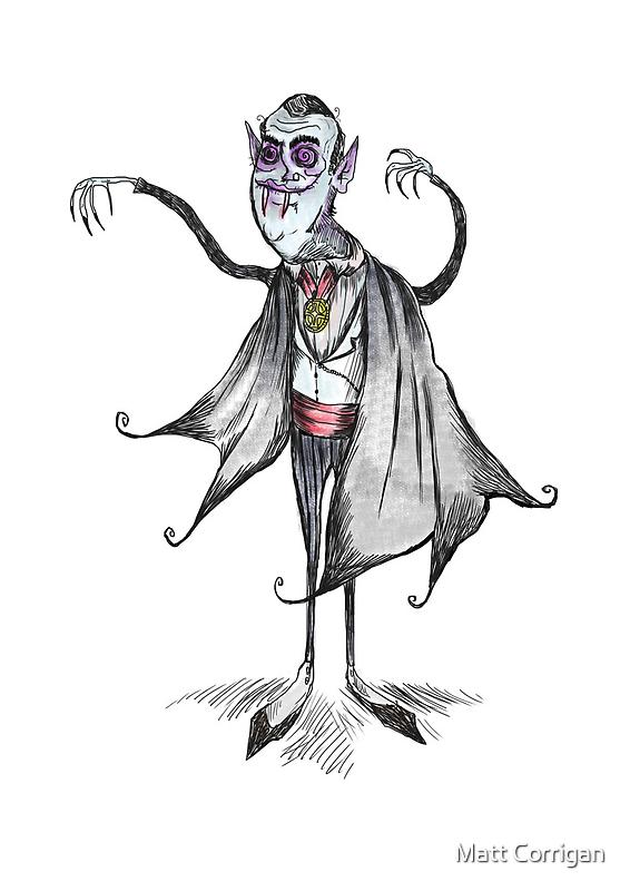 Vampire! by Extreme-Fantasy