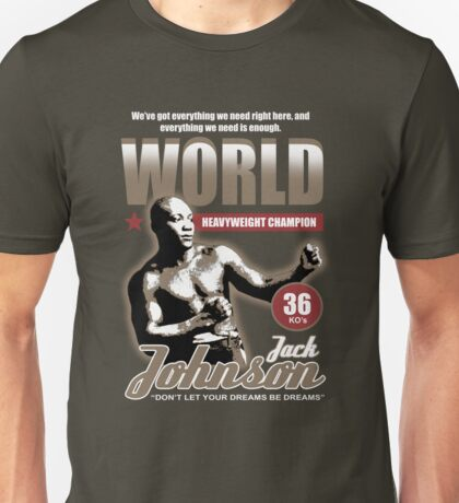jack johnson Unisex T-Shirt