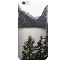 lake beauty iPhone Case/Skin