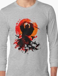 Samurai Clash Long Sleeve T-Shirt