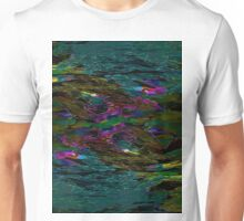 Evening Pond Rhapsody Unisex T-Shirt