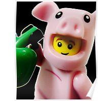 Piggy Guy Poster