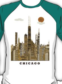 chicago city  T-Shirt
