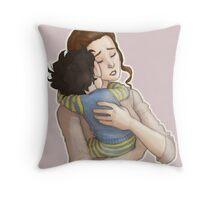 Leia & Ben Throw Pillow