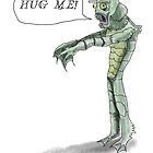 Hug Me! Creature by Extreme-Fantasy