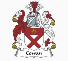 Cowan Coat of Arms / Cowan Family Crest by ScotlandForever