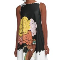 Coco Couture A-Line Dress