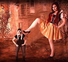 The Dwarf by scarletrose14