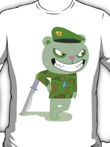 Flippy Fliqpy (Happy Tree Friends) T-Shirt