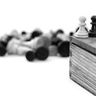 Surveying the damage - Chess 2 by createdezign