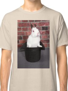 Rabbit out of a hat Classic T-Shirt