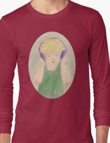 Headphone Ven Long Sleeve T-Shirt