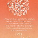 Sacral Chakra Affirmation by CarlyMarie