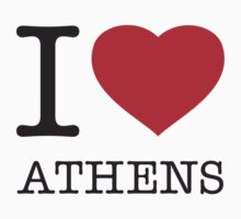 I ♥ ATHENS by eyesblau