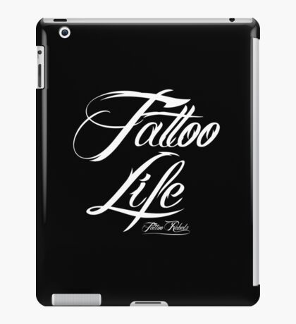 Tattoo Life iPad Case/Skin