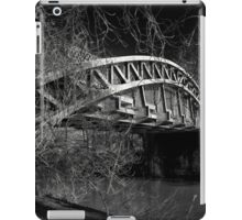Handyside Bridge iPad Case/Skin