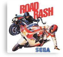 Road Rash - Sega Genesis  Canvas Print