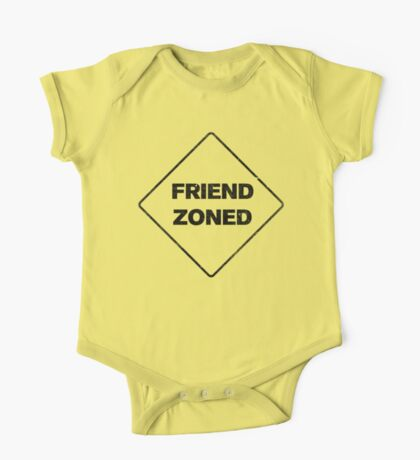 Friend Zoned Kids Clothes