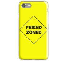 Friend Zoned iPhone Case/Skin