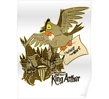 You're a King, Arthur Poster