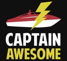 Captain Awesome by DesignFactoryD