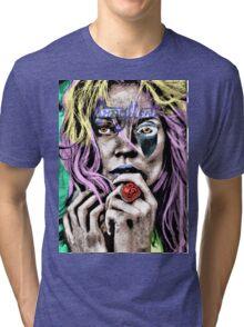 Moss Tri-blend T-Shirt