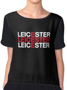 LEICESTER Chiffon Top
