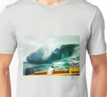 Teahupoo Unisex T-Shirt
