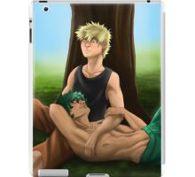 Summertime (Alt Version) iPad Case/Skin