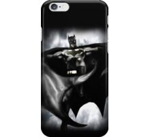 Batman, From the skies iPhone Case/Skin