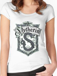 harry potter Women's Fitted Scoop T-Shirt