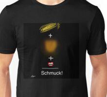 Trump = Schmuck by Roger Pickar, Goofy America Unisex T-Shirt