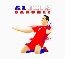ALEXIS SANCHEZ, CHILE, VECTOR Unisex T-Shirt
