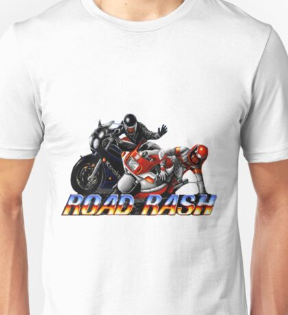Road Rash - Graphic  Unisex T-Shirt