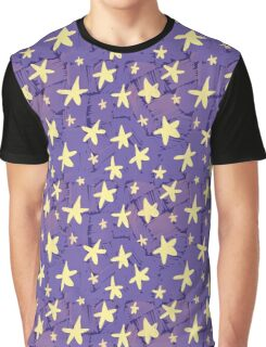 Cute Stars by VIXTOPHER Graphic T-Shirt