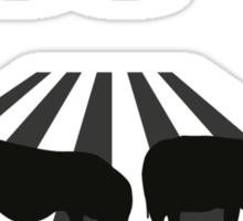Abbey Zoo Sticker