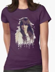grimmie  Womens Fitted T-Shirt