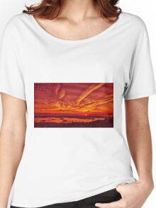 Good Morning America Women's Relaxed Fit T-Shirt